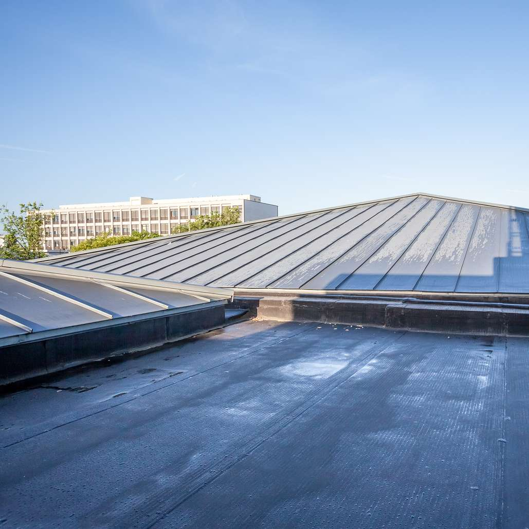 commercial roofing installation in Linden, NJ